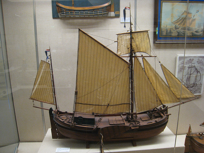 kofschip model